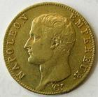 Photo numismatique  Monnaies Monnaies Française en or 1er Empire 20 Francs or NAPOLEON Ier, 20 francs or AN 13 A, G.1022 TTB