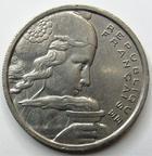 Photo numismatique  Monnaies Monnaies Françaises 4ème république 100 Francs 100 francs Cochet 1955 B, G.897 SUPERBE+