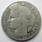 Photo numismatique  Monnaies Monnaies Françaises Troisième République 50 Centimes 50 centimes Cérès 1872 K Bordeaux, G.419a B à TB