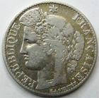 Photo numismatique  Monnaies Monnaies Françaises Troisième République 50 Centimes 50 centimes Cérès 1895 A, G.419a TB+ Néttoyé