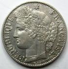 Photo numismatique  Monnaies Monnaies Françaises Troisième République 50 Centimes 50 centimes Cérès 1888 A Paris, G.419a TTB+