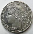 Photo numismatique  Monnaies Monnaies Fran�aises Troisi�me R�publique 50 Centimes 50 centimes C�r�s 1888 A Paris, G.419a SUPERBE � FDC