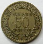 Photo numismatique  Monnaies Monnaies Françaises Troisième République 50 Centimes 50 centimes Domard 1928, G.421 TTB