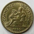 Photo numismatique  Monnaies Monnaies Françaises Troisième République 50 Centimes 50 centimes Domard 1922, G.421 TTB+