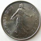 Photo numismatique  Monnaies Monnaies Françaises Cinquième république 5 Francs 5 Francs Semeuse de Roty 1980, G.771 SUPERBE à FDC
