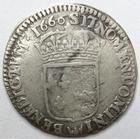 Photo numismatique  Monnaies Monnaies Royales Louis XIV Médaille 1/12ème d'Ecu du Béarn à la mèche longue LOUIS XIV, 1/12ème d'Ecu du Béarn à la mèche longue, 1660 Pau, 2.16 grammes, G.114 TB+ Rare!R!