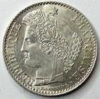 Photo numismatique  Monnaies Monnaies Françaises Deuxième République 20 Cmes 20 centimes type Cérès, 1850 A Paris, G.303 SUPERBE+