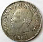 Photo numismatique  Monnaies Anciennes colonies Françaises Cambodge 2 Francs CAMBODGE, NORODOM Ier Roi du Cambodge, 2 francs frappe médaille, 1860, Variété Phnom penh, LEC.71 TTB