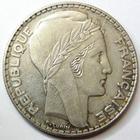 Photo numismatique  Monnaies Monnaies Françaises Troisième République 20 Francs 20 francs type Turin 1937, G.852 TTB+