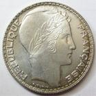 Photo numismatique  Monnaies Monnaies Fran�aises Troisi�me R�publique 10 Francs 10 francs type Turin 1931, G.801 SUPERBE