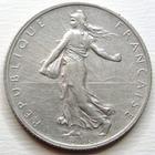 Photo numismatique  Monnaies Monnaies Françaises Troisième République 2 Francs 2 Francs Semeuse de Roty, 1910, G.532 Presque SUPERBE