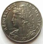 Photo numismatique  Monnaies Monnaies Françaises Troisième République 25 centimes Patey 25 centimes Patey 1905, G.364 TTB à SUPERBE