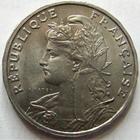 Photo numismatique  Monnaies Monnaies Françaises Troisième République 25 centimes Patey 25 centimes Patey 1904, G.364 SUPERBE+ difficile à trouver en bel état!!