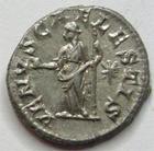 Photo numismatique  Monnaies Monnaies en dépôt vente JULIA SOEMIAS, JULIA SOAEMIAS, IULIA SOAEMIAS Denier, denar, denario, denarius JULIA SOAEMIAS, JULIA SOEMIAS, Denier, Rome en 220, Venus caeslestis, RIC 241 Bel exemplaire! SUPERBE+