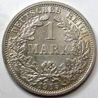 Photo numismatique  Monnaies Allemagne après 1871 Allemagne, Deutschland, Empire, Kaisereich 1 Mark 1 Mark 1915 F, J.17 SUPERBE
