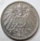 Photo numismatique  Monnaies Allemagne après 1871 Allemagne, Deutschland, Empire, Kaisereich 1 Mark 1 Mark 1914 F, J.17 SUPERBE