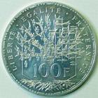 Photo numismatique  Monnaies Monnaies Fran�aises Cinqui�me R�publique 100 francs Panth�on 100 francs Panth�on 1989, G.898 SUPERBE � FDC