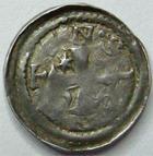 Photo numismatique  Monnaies Monnaies/médailles de Lorraine Jean Ier d'Apremont Denier, denar, denario, denarius JEAN Ier d'Apremont, denier 1224.1239, 0.59 grammes, Flon.6/9 TB+