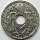 Photo numismatique  Monnaies Monnaies Françaises Troisième République 25 centimes Lindauer 25 centimes Lindauer 1914, G.379 TTB à SUPERBE