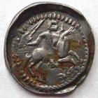 Photo numismatique  Monnaies Monnaies/médailles de Lorraine Ferri III Denier, denar, denario, denarius FERRI III, 1251.1303, Denier, épée, Lis et croix, 0.65 grammes, Flon.14/16 TTB+/TTB