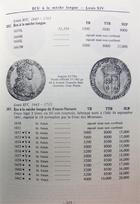 Photo numismatique  Librairie Livres d'occasion Monnaies Royales Françaises Gadoury Monnaies Royales Française, Cotations Edition Gadoury, Monnaies Royales Françaises 1610.1792, Cotations en Francs, 608 pages, édition de 1978, Très bon état