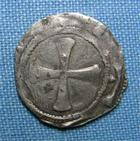 Photo numismatique  Monnaies Monnaies F�odales Auvergne Denier, denar, denario, denarius AUVERGNE,Ev�ch� du puy, denier � la l�gende alt�r�, Poey d'avant 2231 TTB
