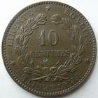 Photo numismatique  Monnaies Monnaies Françaises Troisième République 10 Centimes 10 centimes Cérès 1894 A, G.265a SUPERBE