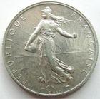 Photo numismatique  Monnaies Monnaies Françaises Troisième République 2 Francs 2 Francs Semeuse de Roty 1913, G.532 TTB+