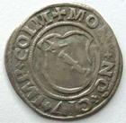 Photo numismatique  Monnaies Monnaies/medailles d'Alsace Colmar 2 Kreuzers COLMAR, 1564.1576, 2 kreuzer au nom de Maximilien, 1.33 grammes, EL.70 TTB R!