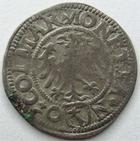Photo numismatique  Monnaies Monnaies/medailles d'Alsace Colmar Doppelvierer type à l'ecusson COLMAR, 16 em siècle, doppelvierer type à l'ecusson, 1.26 gramme, EL.34 V. TB à TTB