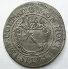 Photo numismatique  Monnaies Monnaies/medailles d'Alsace Colmar Batzen COLMAR, Batzen 1666, 2.83 grammes, EL.88 Bon TTB