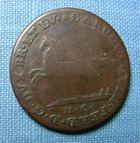Photo numismatique  Monnaies Allemagne avant 1871 Allemagne, Deutschland, Brunswick Luneburg Calenberg hannover 2 1/2 Pfennig Allemagne BRUNSWICK LUNENBURG CALENBERG HANNOVER, 1792, 2 1/2 Pfennig, KM.1040 TTB