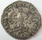 Photo numismatique  Monnaies Monnaies/médailles de Lorraine Charles IV et Nicole Demi gros CHARLES et NICOLE, Demi gros non daté, Nancy 1624-1625, Flon p.692, 20, 0.98 grammes TTB