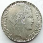 Photo numismatique  Monnaies Monnaies Fran�aises Troisi�me R�publique 20 Francs 20 francs Turin 1934, G.852 TTB+