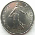 Photo numismatique  Monnaies Monnaies Françaises Cinquième république 5 Francs 5 francs semeuse 1976, G.771 Q.FDC