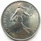 Photo numismatique  Monnaies Monnaies Fran�aises Cinqui�me r�publique 5 Francs 5 francs semeuse 1988, G.771 BU