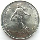 Photo numismatique  Monnaies Monnaies Fran�aises Cinqui�me r�publique 5 Francs 5 francs semeuse 1989, G.771 SUPERBE � FDC