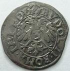 Photo numismatique  Monnaies Monnaies/medailles d'Alsace Colmar 3 Kreuzers COLMAR, 3 kreutzers au nom de Rodolphe II, 1576-1612, 1.82 grammes, EL.74 variante TTB