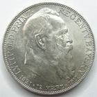 Photo numismatique  Monnaies Allemagne après 1871 Allemagne, Deutschland, Bayern, Baviere 2 mark, Zwei mark BADEN, BADE, zwei mark, 2 mark 1911 D, Luitpold, J.48 SUPERBE
