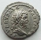Photo numismatique  Monnaies Empire Romain SEPTIME SEVERE, SEPTIMUS SEVERUS, SEPTIMO SEVERO Denier, denar, denario, denarius SEPTIMUS SEVERUS, SEPTIME SEVERE, Denier Rome en 200-201, Restitutor Urbis, 3.52 grms, RIC.167a SUPERBE+ Bel exemplaire!