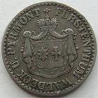 Photo numismatique  Monnaies Allemagne avant 1871 Allemagne, Deutschland, Waldeck Pyrmont 1 Silber groschen Waldeck-Pyrmont, 1 silber groschen 1867 B, AKS.47 TTB
