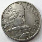 Photo numismatique  Monnaies Monnaies Françaises 4ème république 100 Francs 100 francs Cochet 1958 B, G.897 TTB