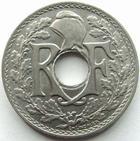 Photo numismatique  Monnaies Monnaies Françaises Troisième République 25 centimes Lindauer 25 centimes Lindauer 1914, G.379 Presque SUPERBE