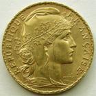 Photo numismatique  Monnaies Monnaies Française en or Troisième République 20 Francs or 20 francs or Coq 1904, G.1064 SUPERBE/TTB+