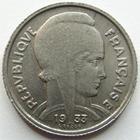 Photo numismatique  Monnaies Monnaies Fran�aises Troisi�me R�publique 5 francs Bazor 5 francs Bazor 1933, G.753 TTB