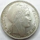 Photo numismatique  Monnaies Monnaies Françaises Troisième République 20 Francs 20 Francs Turin 1938, G.852 SUPERBE