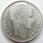 Photo numismatique  Monnaies Monnaies Françaises Troisième République 10 Francs 10 francs Turin 1932, G.801 TTB+/SUPERBE