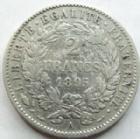 Photo numismatique  Monnaies Monnaies Françaises Troisième République 2 Francs 2 Francs Cérès 1895 A, G.530 A TTB