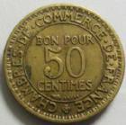 Photo numismatique  Monnaies Monnaies Françaises Troisième République 50 Centimes 50 centimes Domard 1929, G.421 TTB