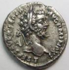 Photo numismatique  Monnaies Empire Romain SEPTIME SEVERE, SEPTIMUS SEVERUS, SEPTIMO SEVERO Denier, denar, denario, denarius SEPTIMIUS SEVERUS, SEPTIME SEVERE, denier, Laodicé en 198, Saluti Augg, 3,15 grms, RIC.497a TTB+